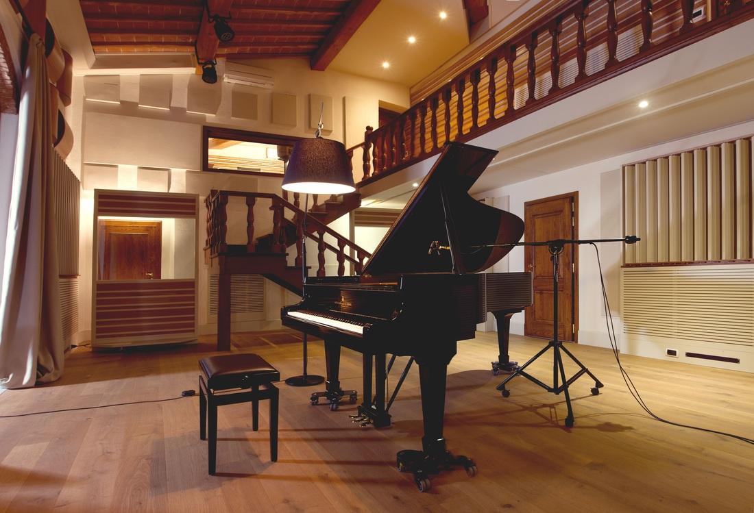 OSB Steinway Piano Model B