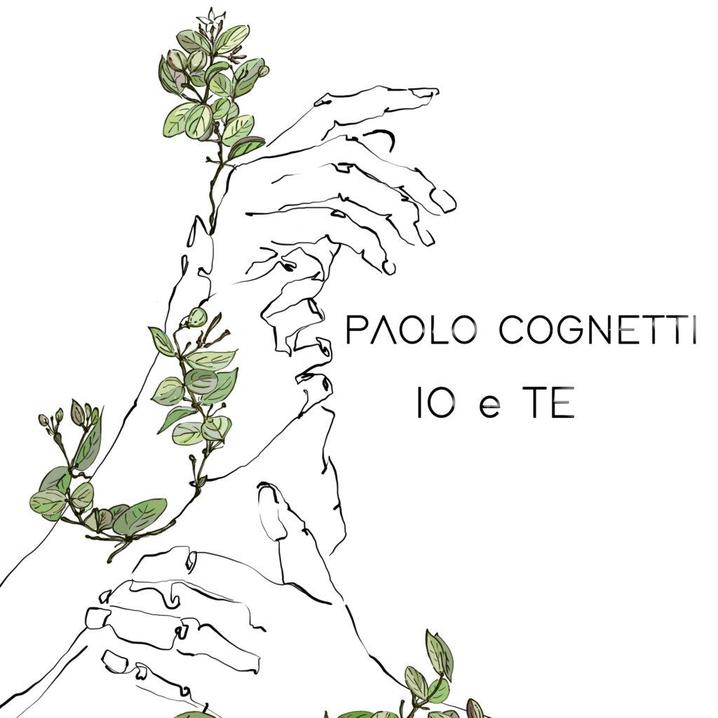 "Single Cover for ""Io e Te"""